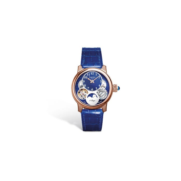 The Entheus R2, 38, Rose Gold