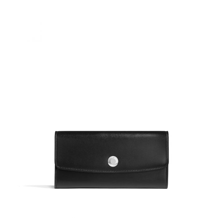 Grafton Continental Purse in Saddle Leather