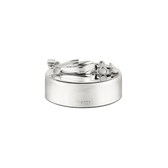 F1® Sterling Silver Racing Car Paperweight