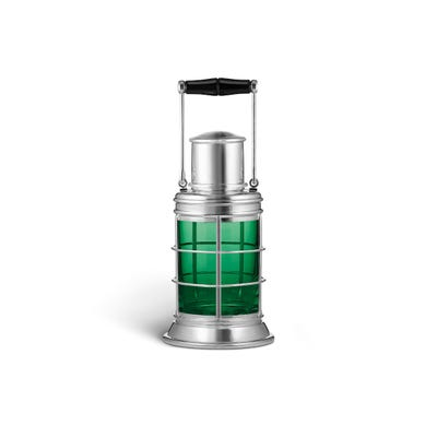 Starboard Cocktail Shaker, Silver