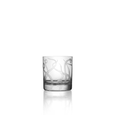 Octopus Tumbler, Clear