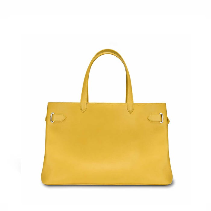 Tote 30cm Leather Mimosa