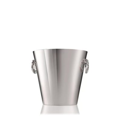 Classic Champagne Cooler, Silver