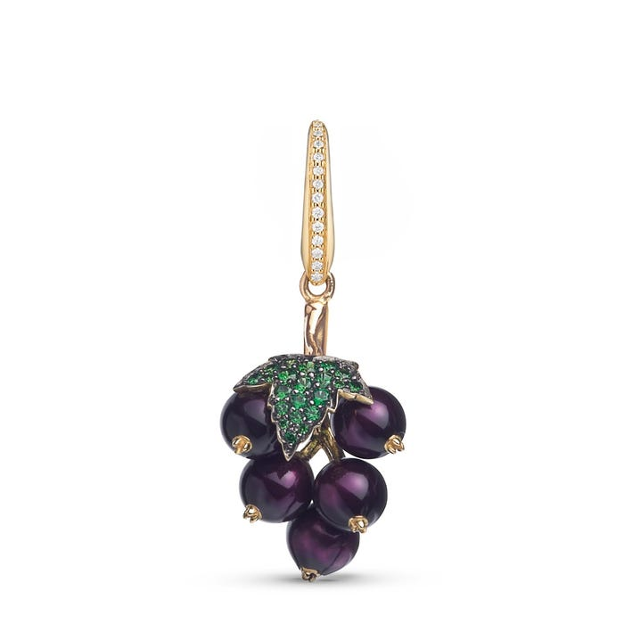 Woodland Blackcurrant Charm
