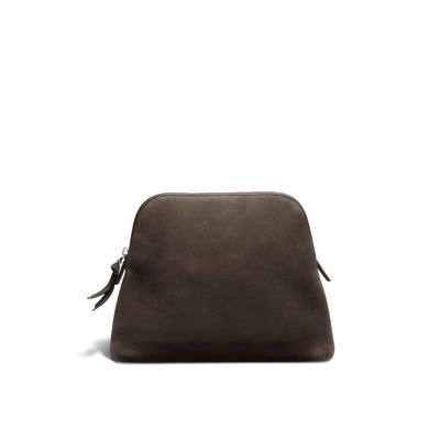 GMT Toiletry Pouch in Bullskin & Nubuck