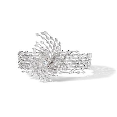 Storm Bracelet, 18ct White Gold