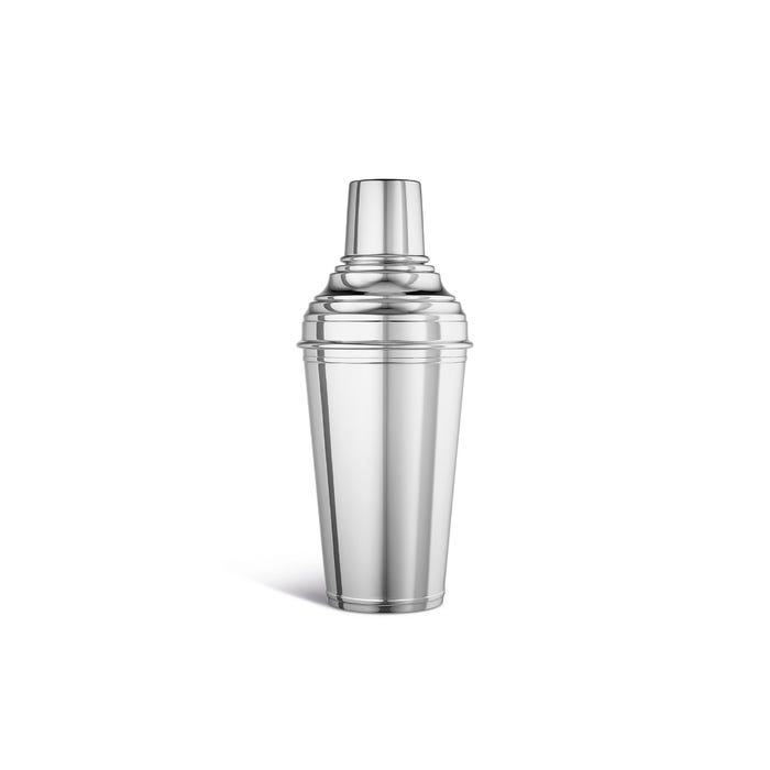 Classic Cocktail Shaker, Silver
