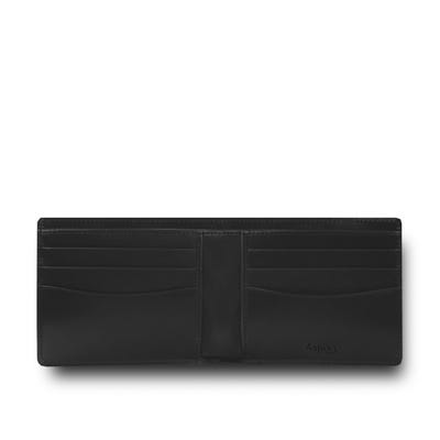 Hanover 6cc Billfold in Saddle Leather