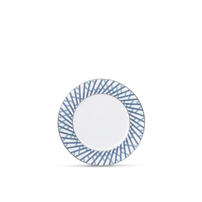Graphic Blue Side Plate