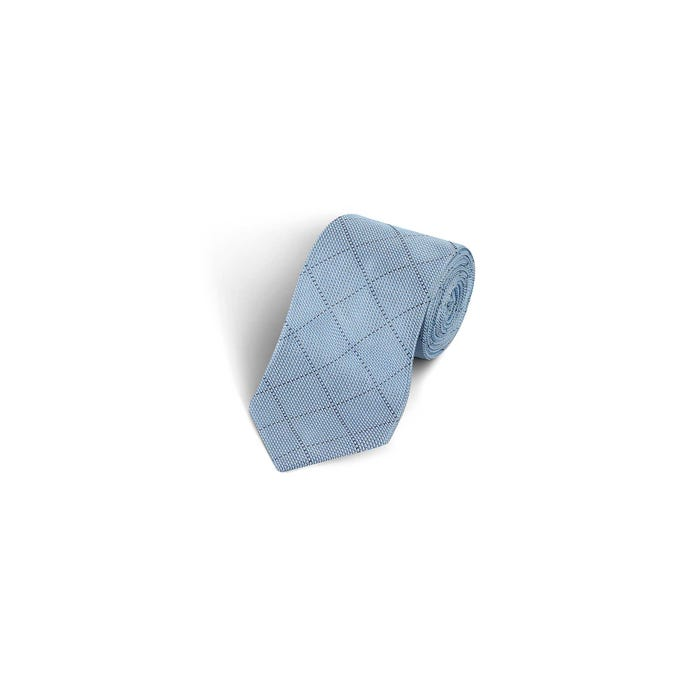 Stitched Square Tie