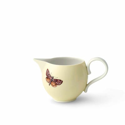Butterfly Creamer, Yellow