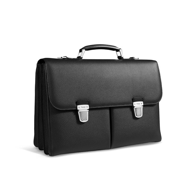 GMT Briefcase in Bullskin Leather