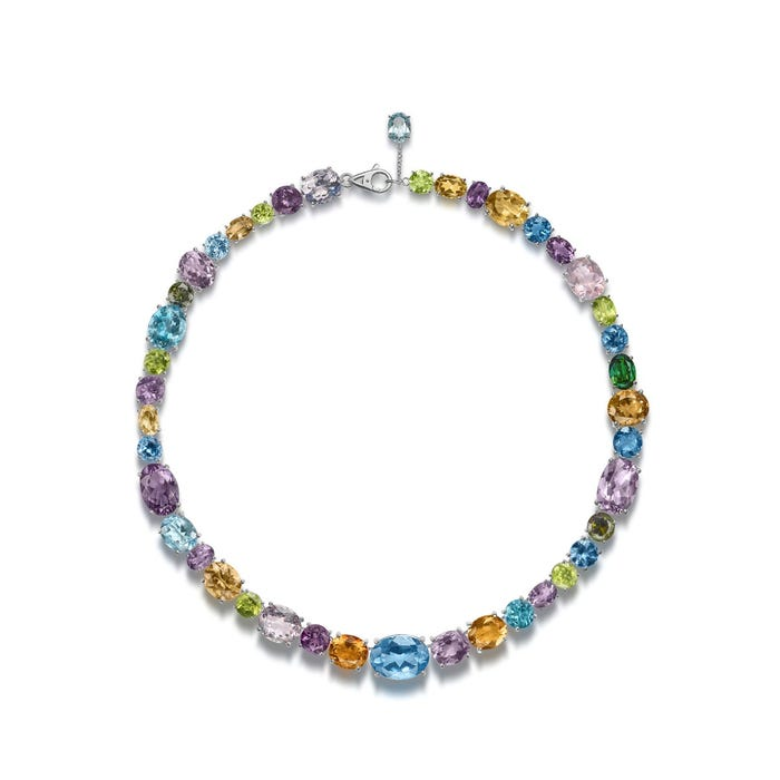 Colour Chaos Necklace