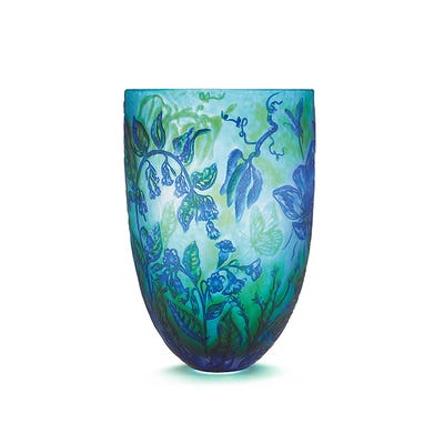 Four Seasons Vase, North America: Spring