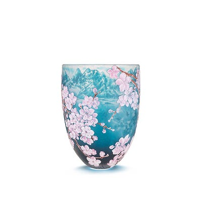 Four Seasons Vase, Asia: Spring