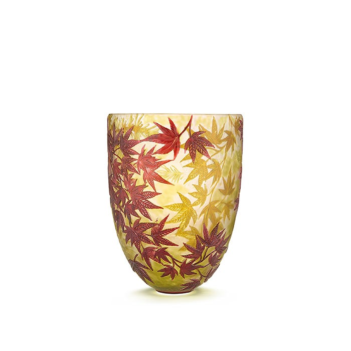 Four Seasons Vase, Asia: Autumn