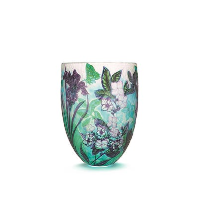Four Seasons Vase, Asia: Summer