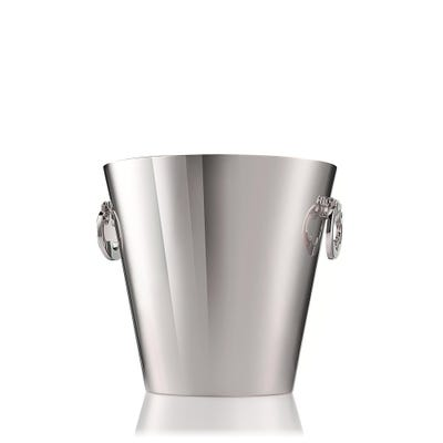 Classic Ice Bucket, Silver