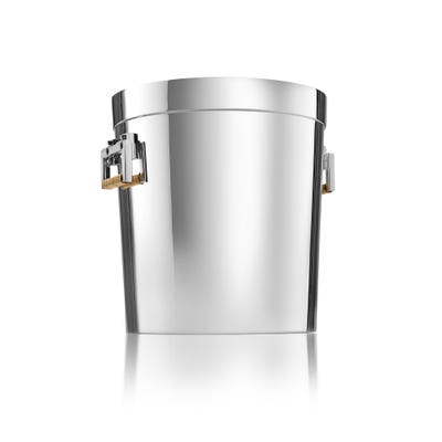 Cane Champagne Cooler, Silver