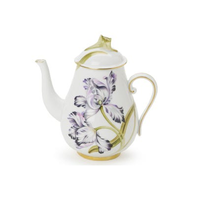 Tulip Coffee Pot