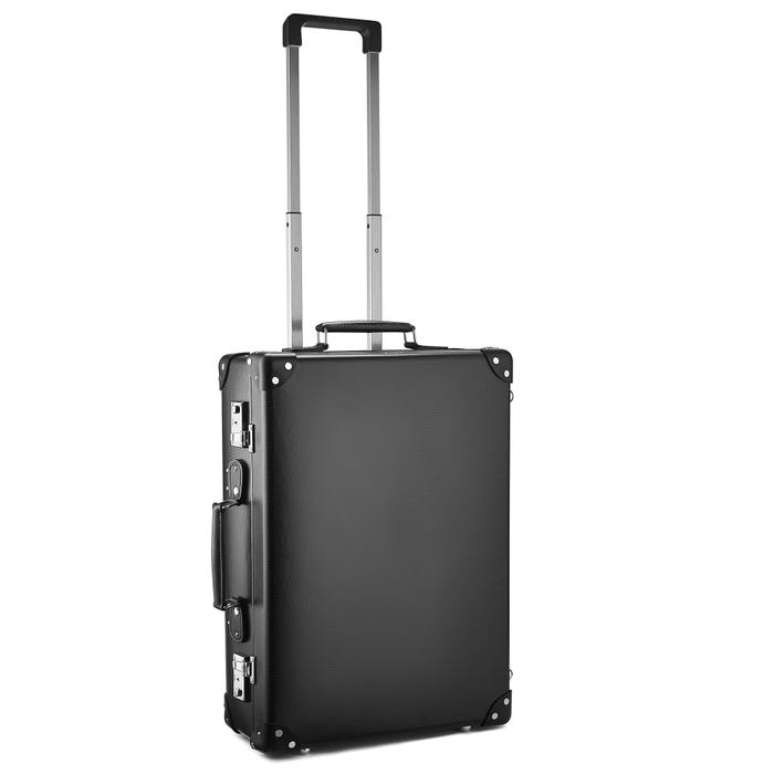 "Londoner Trolley, 18"" Black Cross Hatch"
