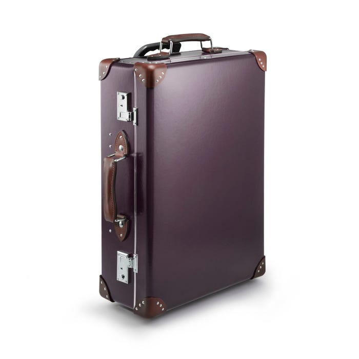 "Londoner 21"" Case Calf Purple"