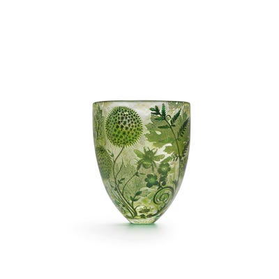 Four Seasons Vase, Spring