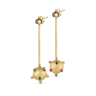 Ausum Sputnik Suspended Earrings