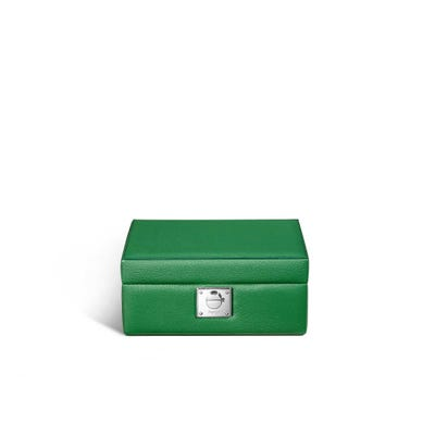 Leigh Jewel Box in Goatskin