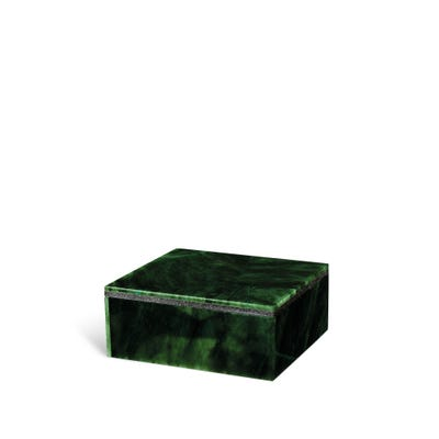 Nephrite Box, Green