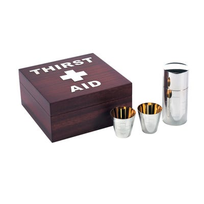 Thirst Aid Drinks Kit