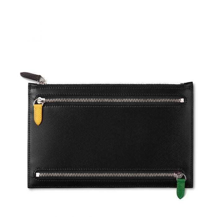 Hanover Currency Pouch in Saddle Leather