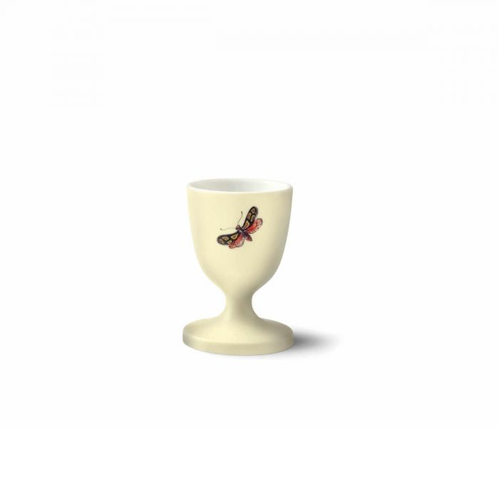 Butterfly Egg Cup Butterfly, Yellow