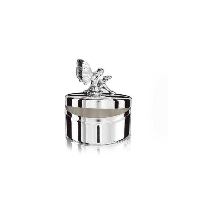 Fairy Tooth Box, Silver
