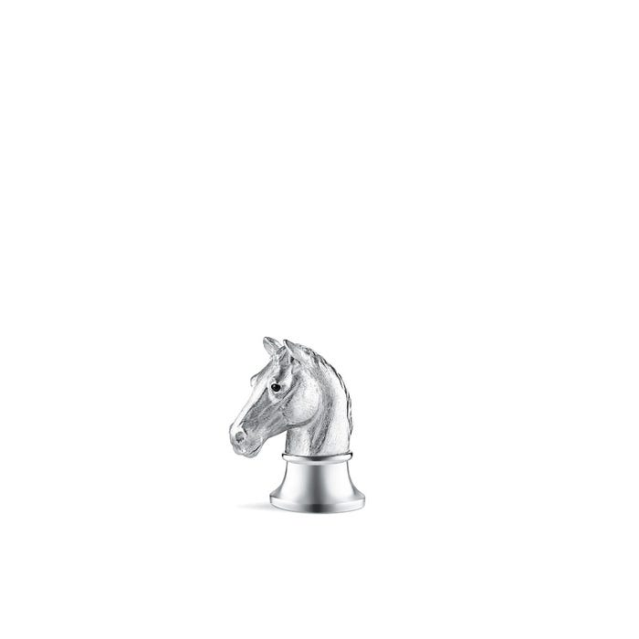 Horse Head Bottle Opener, Silver