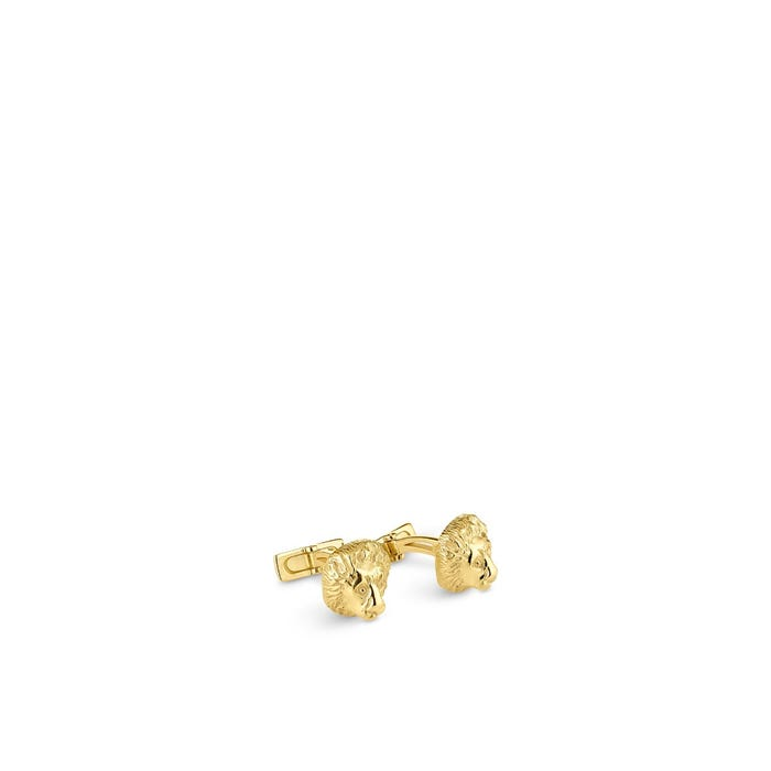 Christmas Cracker with Lion Cufflinks