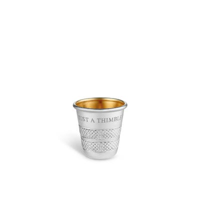 Thimble Drink Measure