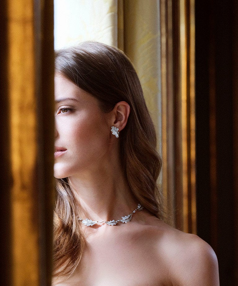 Asprey's Woodland Collection - Jewellery