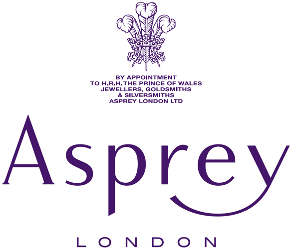Asprey, Since 1781  Jewellery, leather, silver, china, crystal