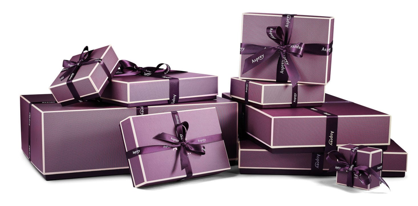 Gifts for Other Occasions at Asprey