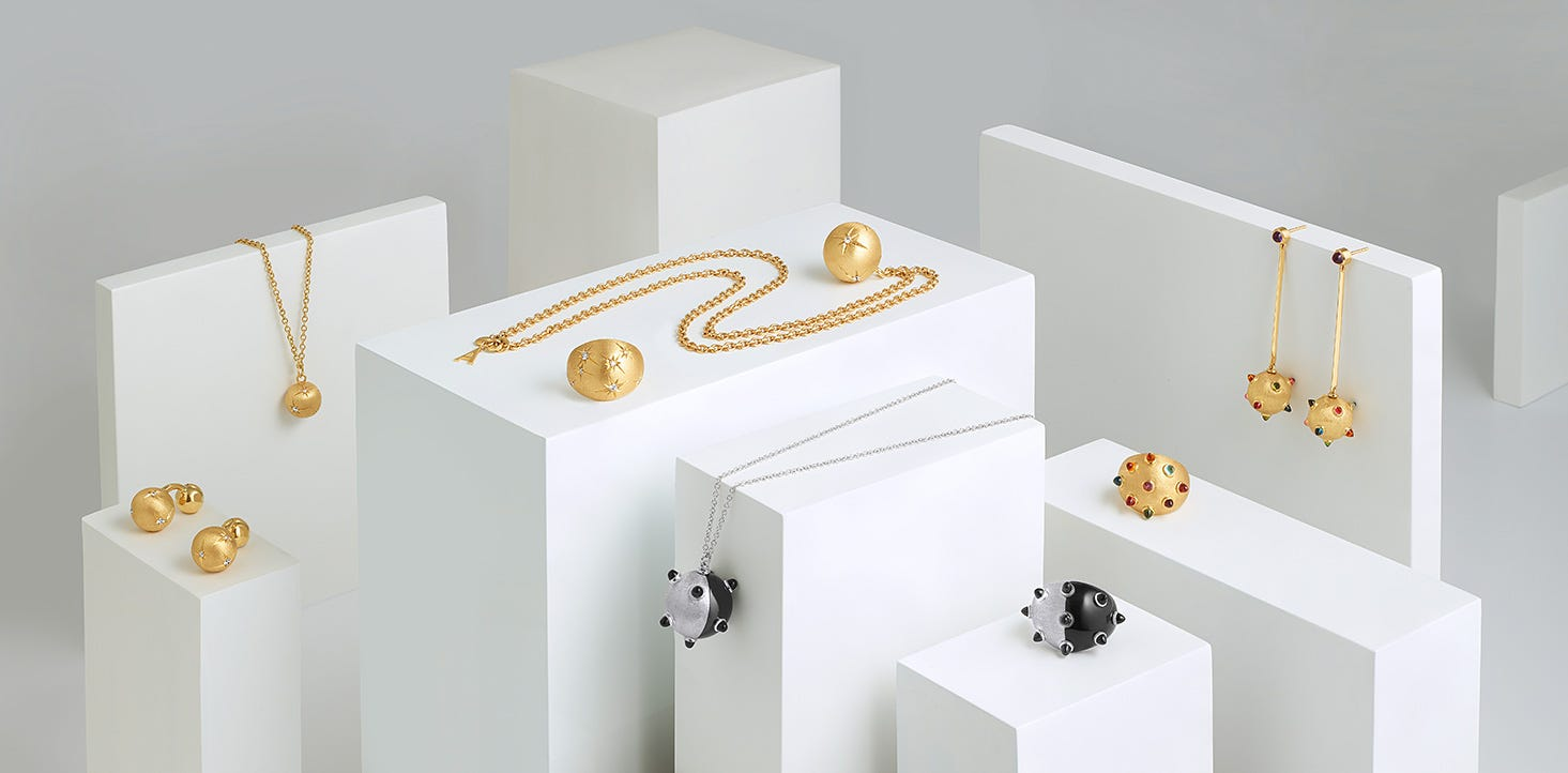 Asprey Cosmic Collection Jewellery