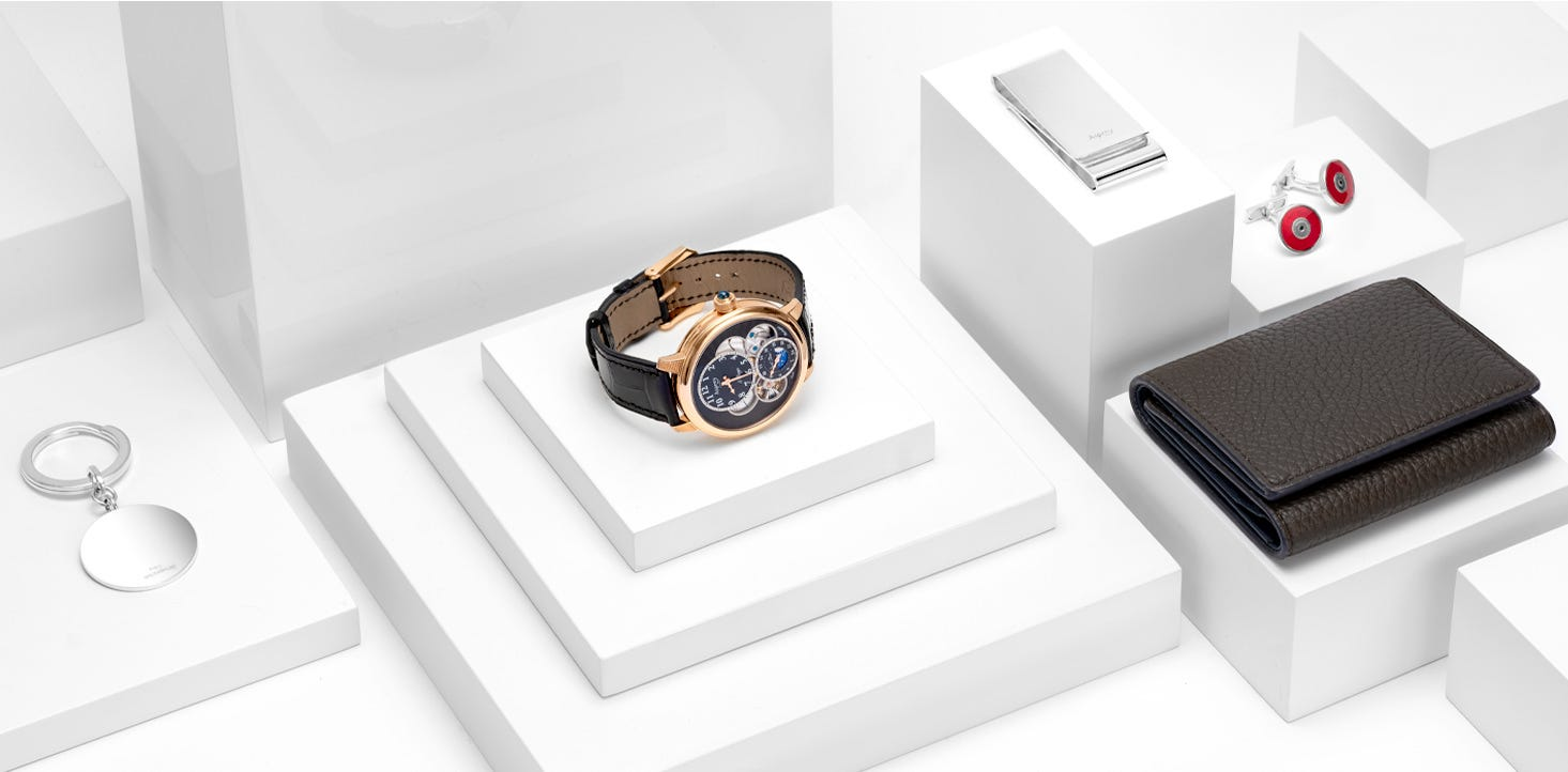Christmas Gifts for Him at Asprey