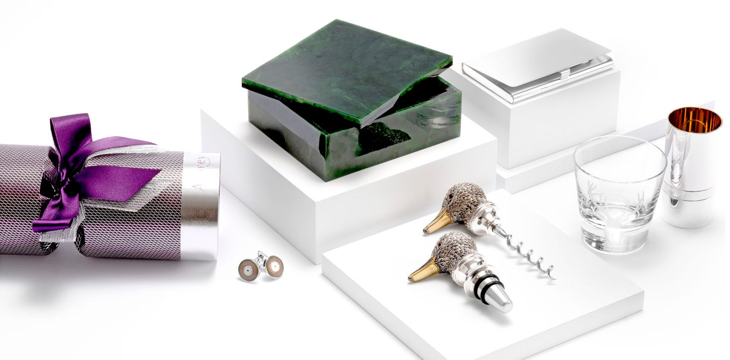 Christmas Stocking Fillers at Asprey