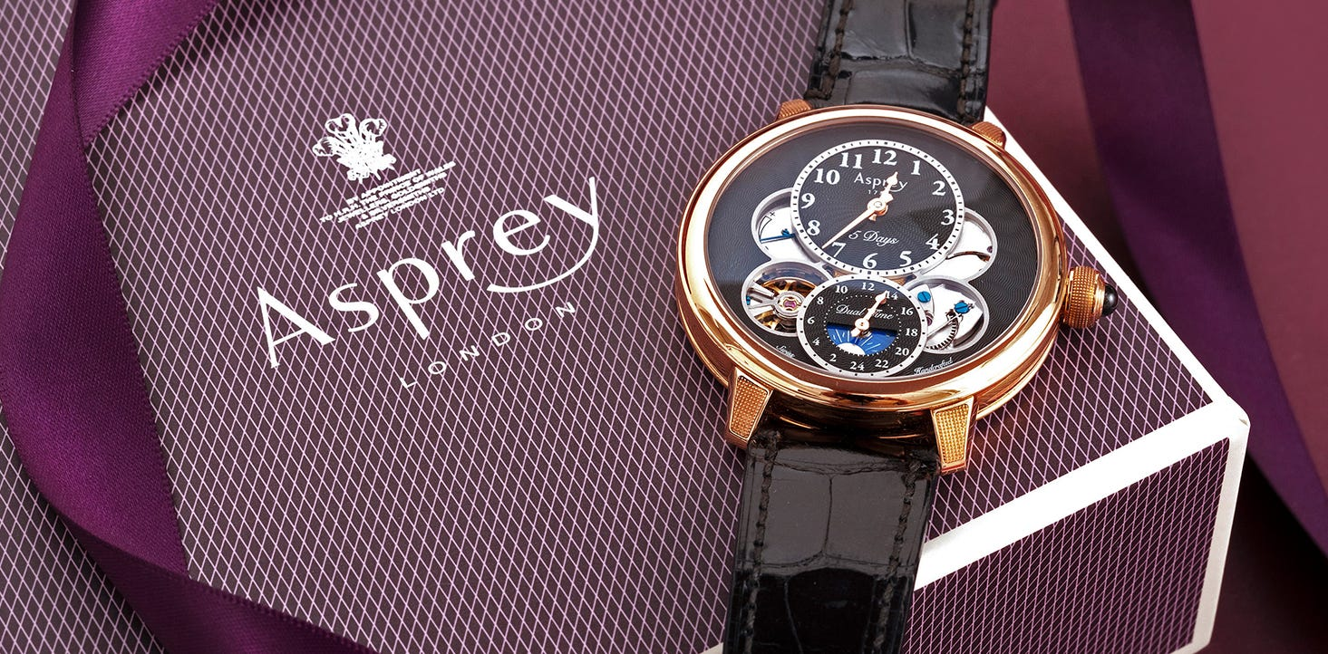 Gifts for Him at Asprey