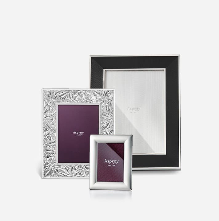 Asprey Photo and Picture Frames