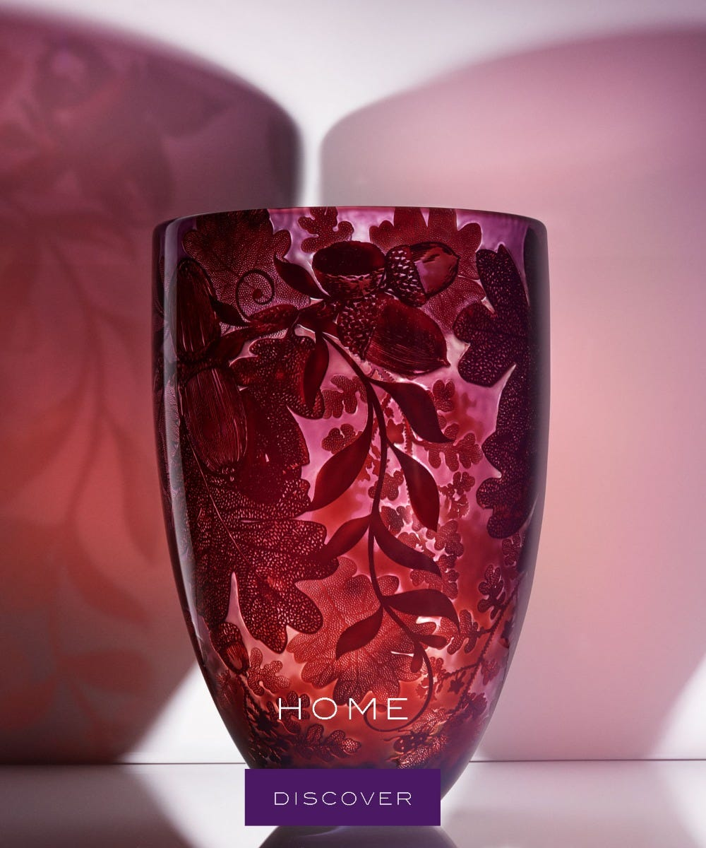 Asprey Four Seasons Vase