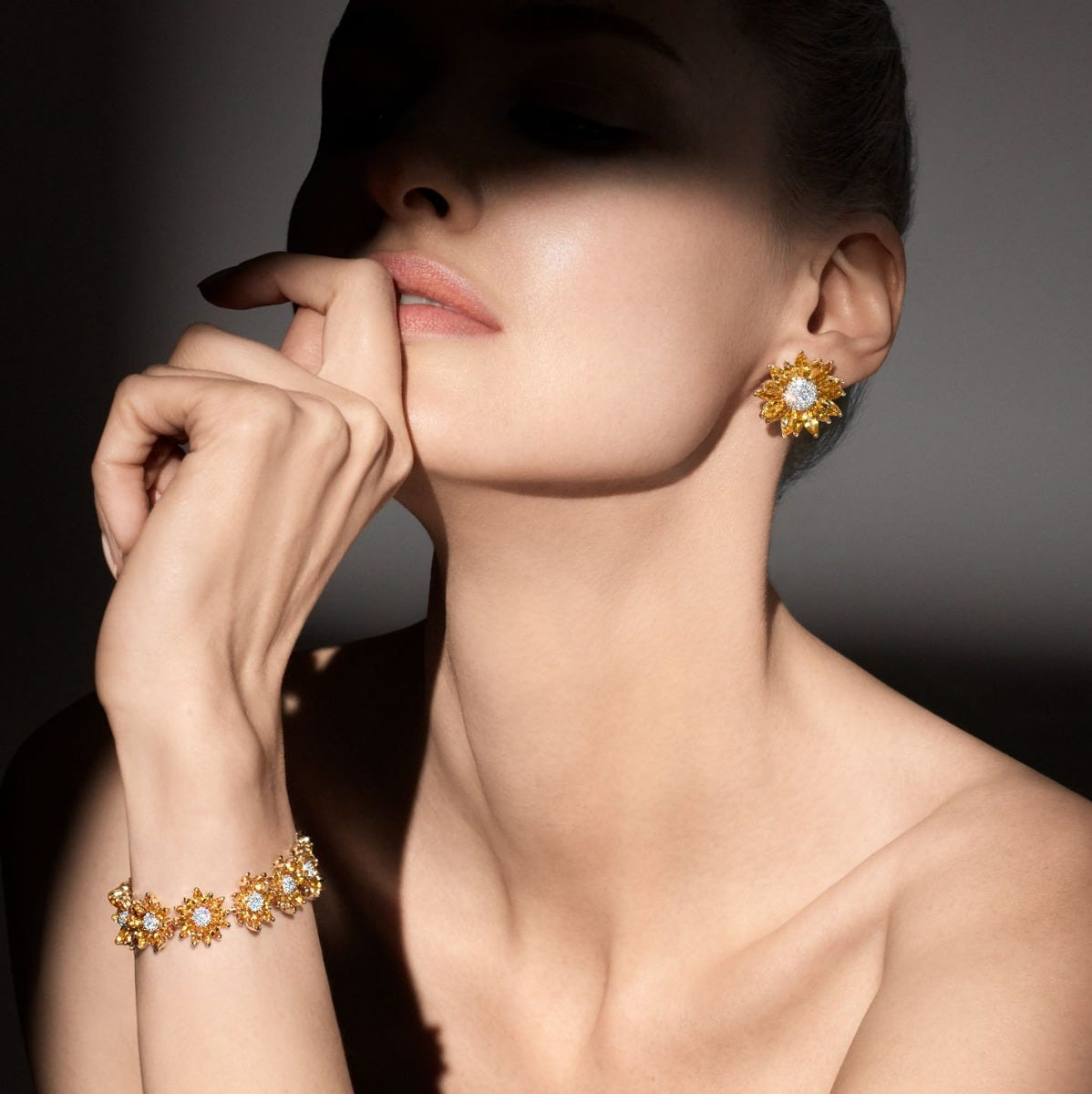 Asprey Daisy Collection Jewellery